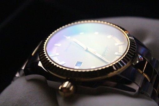 Clock, Adriatica, Men's Watch, Wrist Watch