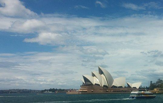 Opera House, Sydney, New South Wales, Australia