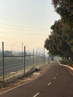 Pathway, Railway, Bike, Rail, Transportation, Way