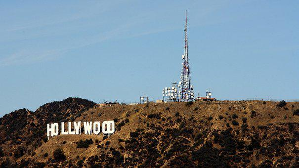 Hollywood, Hollywood Sign, California, Usa, Los Angeles
