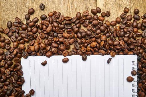 Coffee, Core, Background, Food, Wood, Espresso, Macro