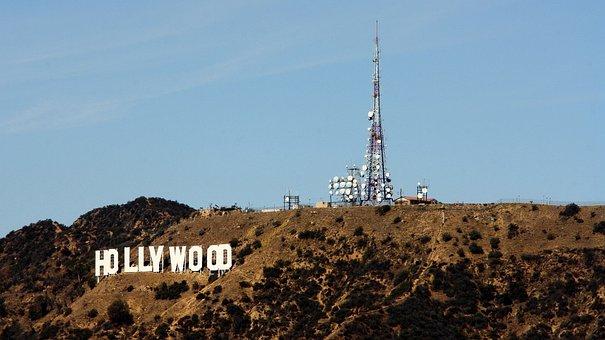 Hollywood, Hollywood Sign, California, Usa, Los Angeles