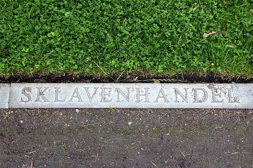 Lettering, The Slave Trade, Slaves, Meadow, Font