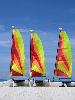 Catamaran, Yacht, Boat, Ship, Travel, Sea, Nautical