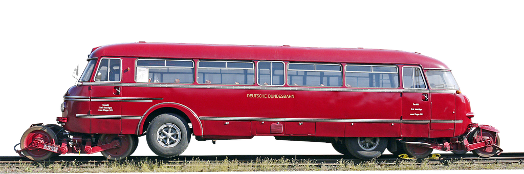 Schi-stra-bus, Nwf Bs 300, Nwf Bus Bs 300, Isolated
