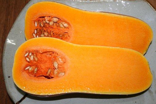 Peanut Pumpkin, Pumpkin, Straw Room