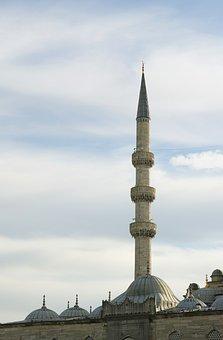 Minaret, Architecture, Travel, Prayer, Cami, Religion