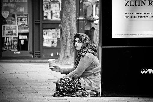 Human, Road, Woman, Eastern Europe, Roma, Person