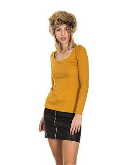 Hat, Model, Mannequin, Yellow, Skirt, Leg, Pretty Girl