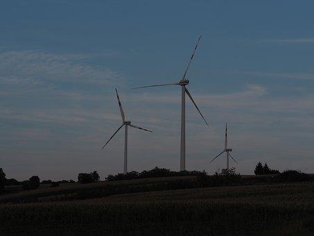 Pinwheel, Wind Energy, Age, Alternative, Wind Power