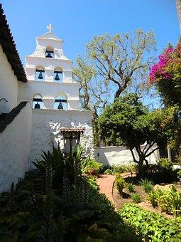 San Diego Mission, Mission, San Diego, California