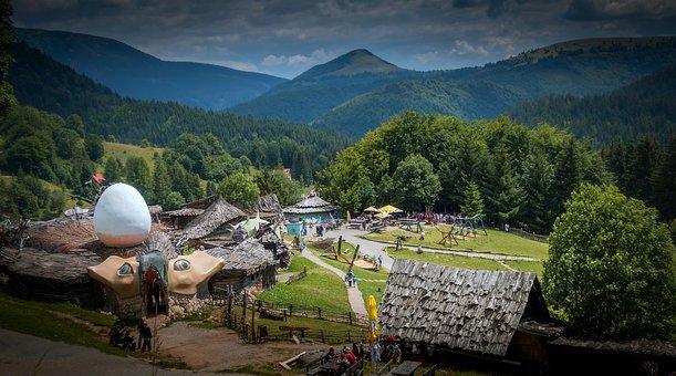 Habakuky, Donovaly, Slovakia, Country, Fairy Tale