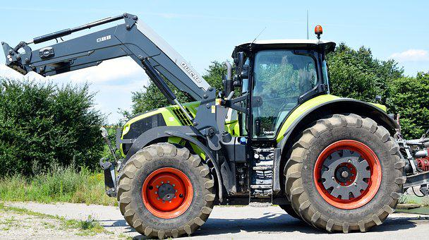 Tractor, Agriculture, Enormous, Agricultural Machine