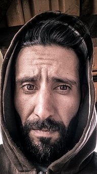Man, Beard, Male, Fashion, Model, Lifestyle, Face