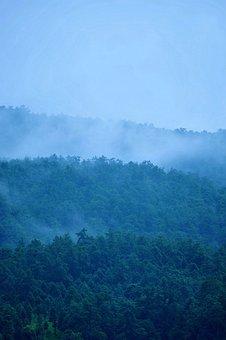 Hills, Fog Color, Layer The Peak