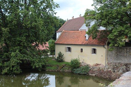 House, červená Lhota, House By The Water