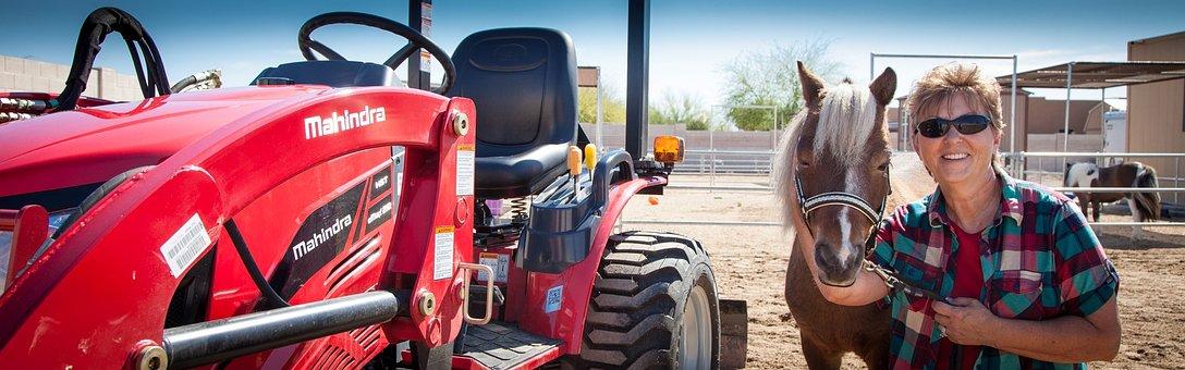 Mahindra, Tractors, Financing In Salem