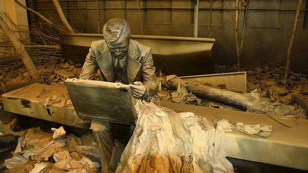 Memorial, One World Trade Center, Usa, 9 11