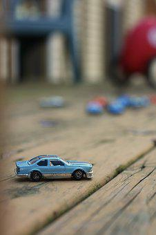Matchbox Car, Toy, Car, Small, Matchbox, Childhood