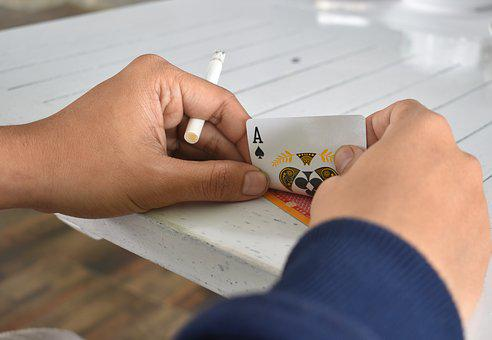 Ace, Playing Cards, Spade, Vegas, Leisure, Casino, Game