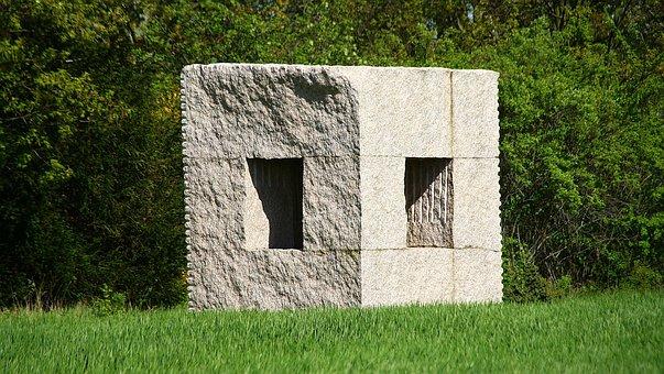 Sculptures In The Field, Tolbiac, Long Village