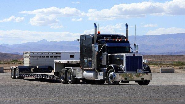 Peterbilt, Usa, Truck, United States, Vice