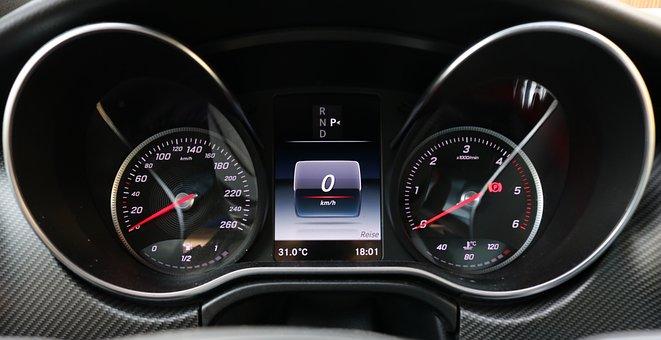 Speedometer, Ad, Speed, Speedo, Vehicle
