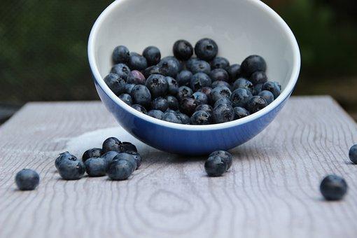 Blueberries, Fruit, Fruits, Berries, Summer, Vitamins