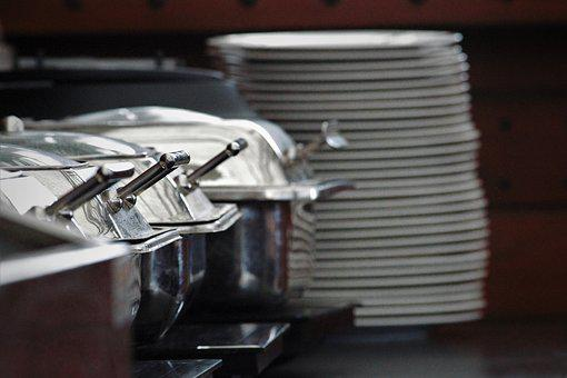 Food, Buffet, Restaurant, Lunch, Catering, Plate