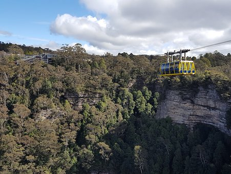 Cable Car, Blue Mountains, New South Wales, Australia