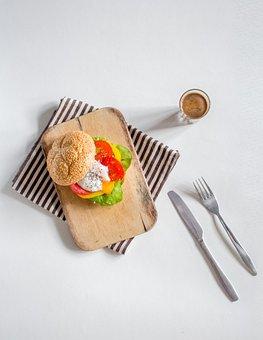 Breakfast, Egg, Coffee, Morning, Meal, Homemade