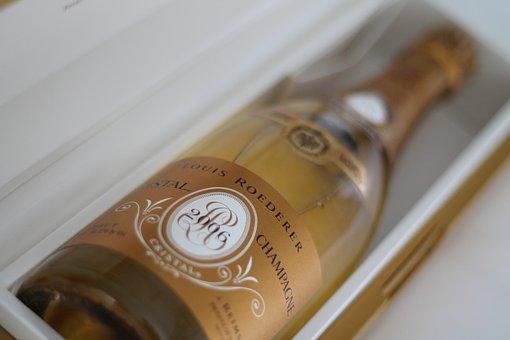 Cristal, Champagne, Bubbly, Bubbles, Expensive, Hotel