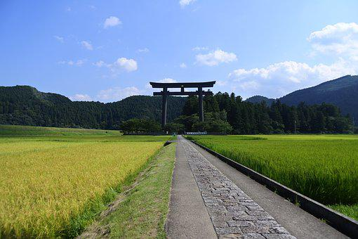 Japan, Wakayama, Shrine, Kumano