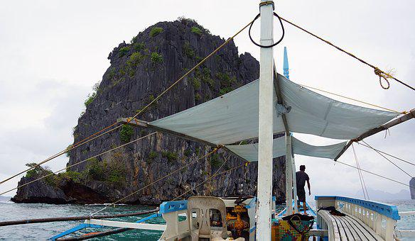 El Nido, Philippines, Palawan, Island, Tropical, Water