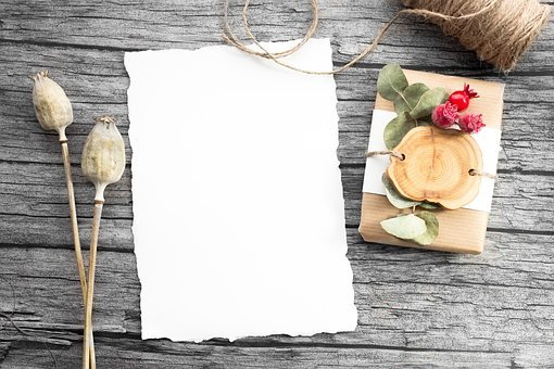 Paper, Sheet, Old, Background, Template, Retro, Design