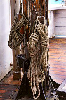 Rope, Knot, Nautical, Cable, Marine, String, Design