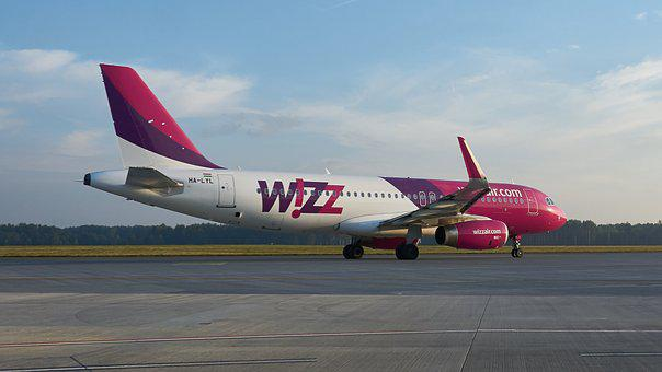 Wizz, Wizzair, The Plane, Airbus, Aviation, Airport