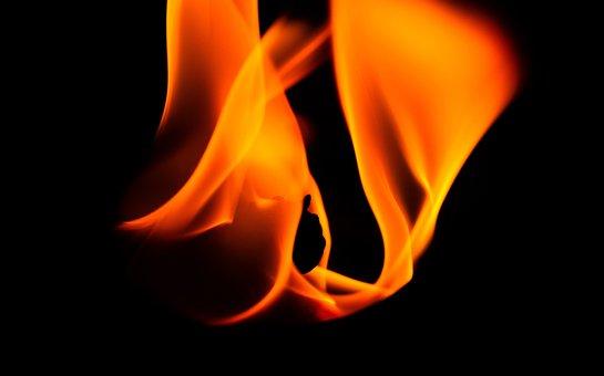 Fire, Flames, Closeups, Warm, Barbecue, Bonfire