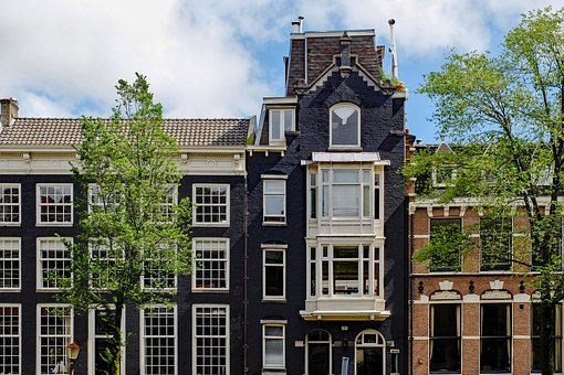 House, Home, Building, Facade, Architecture, Brick