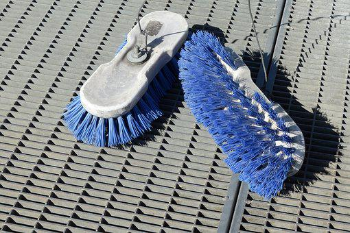 Shoe Shine Brush, Soccer Shoes, Clean, Brush