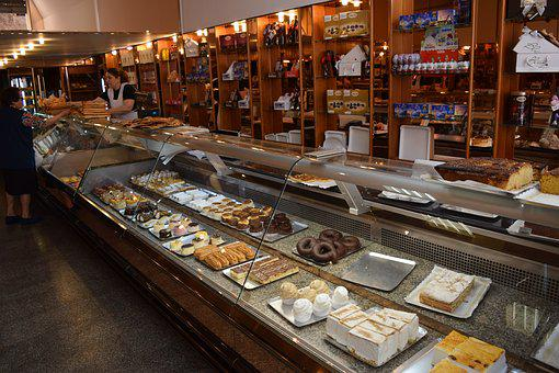 Donuts, Cake, Cookies, Bakery, Food, Pastry, Chocolate