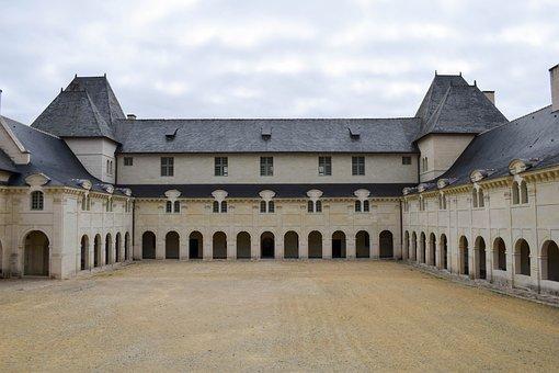 Abbey, Fontevraud, Richard The Lion Heart, Eleanor
