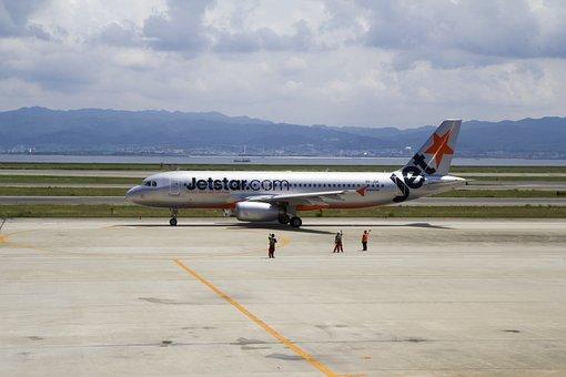 Jetstar, Com, Airplane, Air, Plane, Aircraft, Airport