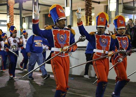 Parade, New Orleans, Mardi Gras, Celebration, Louisiana