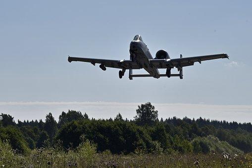 A-10c Thunderbolt Ii, Aircraft, Aviation, Warthog