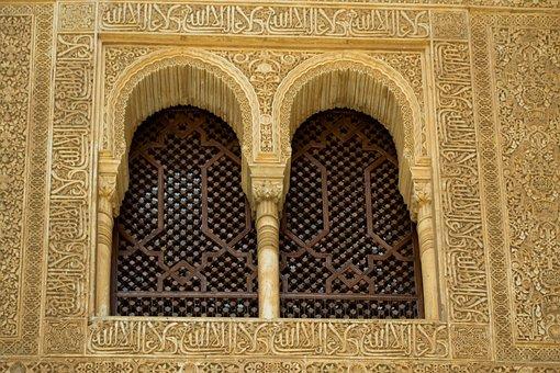 Alhambra, Orient, Arabian Nights, Fairy Tales, Harem