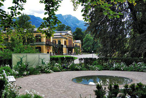Bad Ischl, Salzkammergut, Exhibition, Imperial Park
