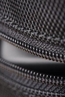 Black, Fabric, Design, Beautiful, Abstract, Yarn
