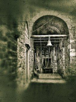 Bell, Chapel, Dark, Corridor, The Fear