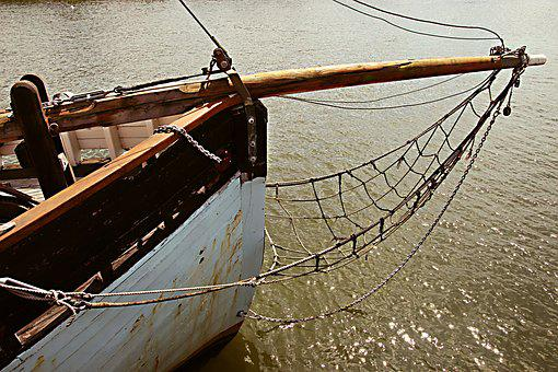 Bow, Prow, Boat, Water, Ship, Sea, Vessel, Nautical